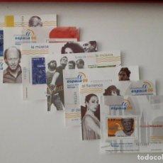 Sellos: SELLOS ESPAÑA EXPOSICION MUNDIAL DE FILATELIA 2006. Lote 202262028