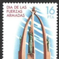 Sellos: ESPAÑA, 1983 EDIFIL Nº 2710 /**/, DÍA DE LAS FUERZAS ARMADAS. Lote 203094751