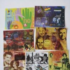 Selos: ESPAÑA EDIFIL 3944/50 ** NUEVOS SIN FIJASELLOS EXPO JUVENIL 2002. Lote 203375450