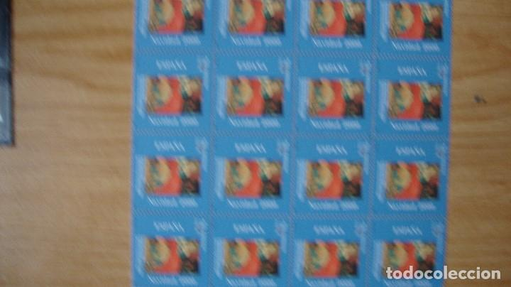 Sellos: ESPAÑA 2000 NAVIDAD EDIFIL 3769/3670 BLOQUE DE 16NUVOS PEFECTOS - Foto 2 - 204078141