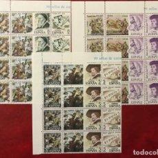 Sellos: ESPAÑA 1978 EDIFIL 2460/8** MNH BLOQUE DE 4. Lote 204359445