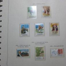 Sellos: COLECCIÓN DE SELLOS ESPAÑA 1974-1978. Lote 204414577