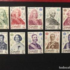 Sellos: ESPAÑA 1978 EDIFI 2496/2505** MNH. Lote 204447098