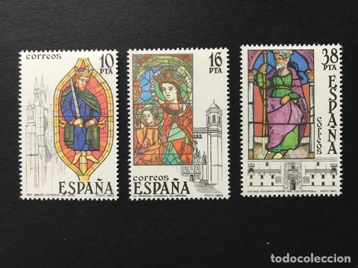 ESPAÑA 1983 MNH (Sellos - España - Juan Carlos I - Desde 1.975 a 1.985 - Nuevos)