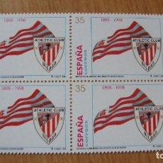 Sellos: ESPAÑA 1998 EDIFIL 3530 BLOQUE 4 NUEVOS PEFECTOS. Lote 204471880