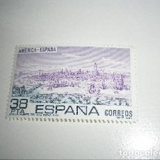 Sellos: EDIFIL 2720 AMÉRICA ESPAÑA SEVILLA PUERTO CON LAS INDIAS NUEVO. Lote 204507557