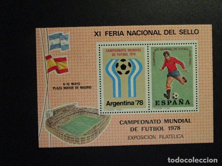 Sellos: SELLOS 1979 EXPO OCIO 78 Y XI FERIA NACIONAL DEL SELLO 1978 - Foto 2 - 204601255