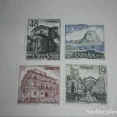 Sellos: ESPAÑA - 1987 PAISAJES Y MONUMENTOS SERIE COMPLETA. Lote 204625432