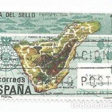 Sellos: LOTE DE 3 SELLOS USADOS DE 1981-SERIE DIA DEL SELLO. TENERIFE - EDIFIL 2668. Lote 205122245