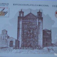 Sellos: ESPAÑA 1992 EDIFIL H-3222 EXFILNA 92 NUEVA PERFECTA. Lote 233892540