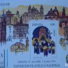 Sellos: ESPAÑA 1993 EDIFFIL H-3249 EXFILNA 93 NUEVA PERFECTA. Lote 205298548