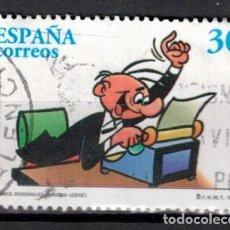 Francobolli: ESPAÑA 1996 - EDIFIL 3436 - COMICS. Lote 205454212