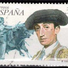 Francobolli: ESPAÑA 1997 - EDIFIL 3488 - PERSONAJES POPULARES. Lote 205455707