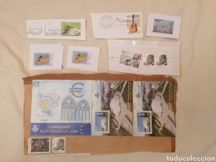 Sellos: GRAN LOTE SELLOS ESPAÑA USADOS, INCLUYE HB - Foto 3 - 205584010