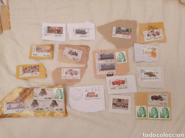 Sellos: GRAN LOTE SELLOS ESPAÑA USADOS, INCLUYE HB - Foto 7 - 205584010