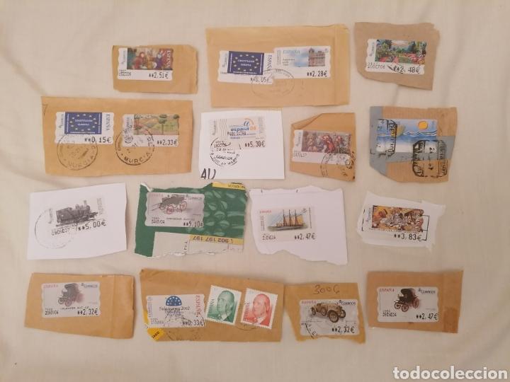 Sellos: GRAN LOTE SELLOS ESPAÑA USADOS, INCLUYE HB - Foto 13 - 205584010