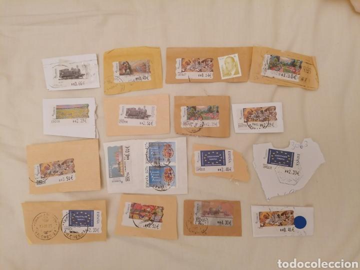 Sellos: GRAN LOTE SELLOS ESPAÑA USADOS, INCLUYE HB - Foto 14 - 205584010