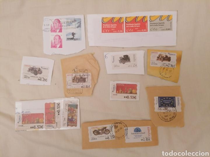 Sellos: GRAN LOTE SELLOS ESPAÑA USADOS, INCLUYE HB - Foto 19 - 205584010