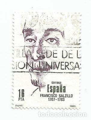 LOTE DE 5 SELLOS USADOS DE 1983- SERIE CENTENARIOS- VER RELACION Y FOTOS (Sellos - España - Juan Carlos I - Desde 1.975 a 1.985 - Usados)