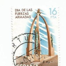 Sellos: SELLO USADO DE 1983- SERIE DIA DE LAS FUERZAS ARMADAS- EDIFIL 2710. Lote 205831432