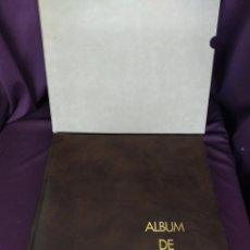 Sellos: ALBUM DE SELLOS ESPAÑA 1975 -1981. INCOMPLETO. Lote 205851350