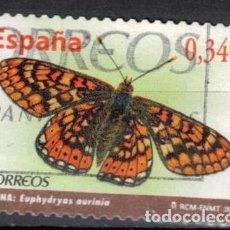 Francobolli: ESPAÑA 2010 - EDIFIL 4534 - FAUNA. Lote 205870630