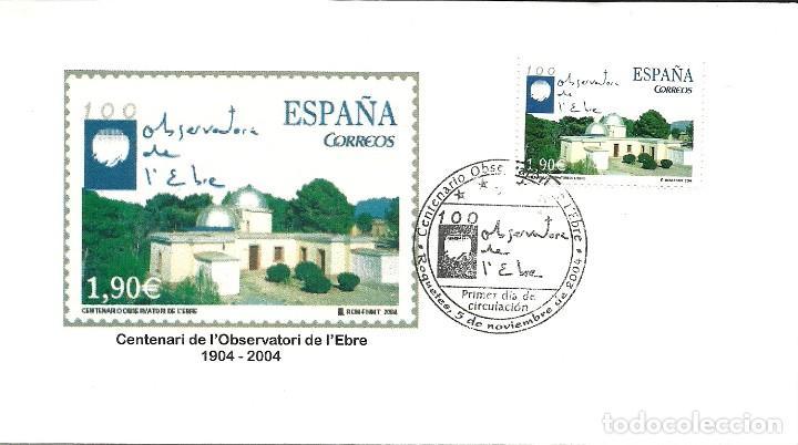 SOBRE CON EL SELLO EDIFIL 4126 Y PRIMER DIA DE CIRCULACIÓN (Sellos - España - Juan Carlos I - Desde 2.000 - Cartas)