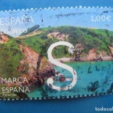 Sellos: 2014, MARCA ESPAÑA, EDIFIL 4879. Lote 206337222