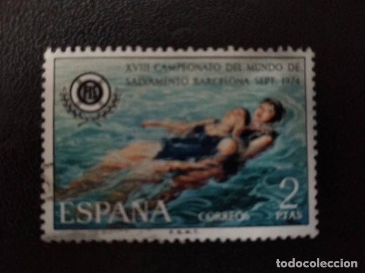 ESPAÑA 1974. EDI:ES 2202 (2403) (Sellos - España - Juan Carlos I - Desde 1.975 a 1.985 - Usados)
