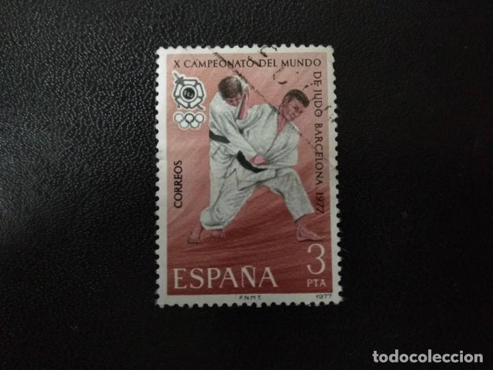 ESPAÑA 1977. EDI:ES 2450 (2411) (Sellos - España - Juan Carlos I - Desde 1.975 a 1.985 - Usados)