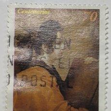 Sellos: SELLO ESPAÑA, VELAZQUEZ, UNA SIBILA, 1999. Lote 206553411