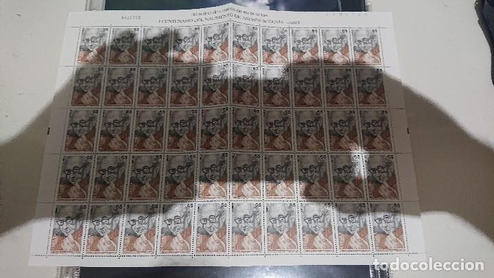 PLIEGO 50 SELLOS DE 65 PESETAS 1993 Nº 3242 ANDRES SEGOVIA , NUEVOS . LEER DESCRIPCION (Sellos - España - Juan Carlos I - Desde 1.986 a 1.999 - Nuevos)