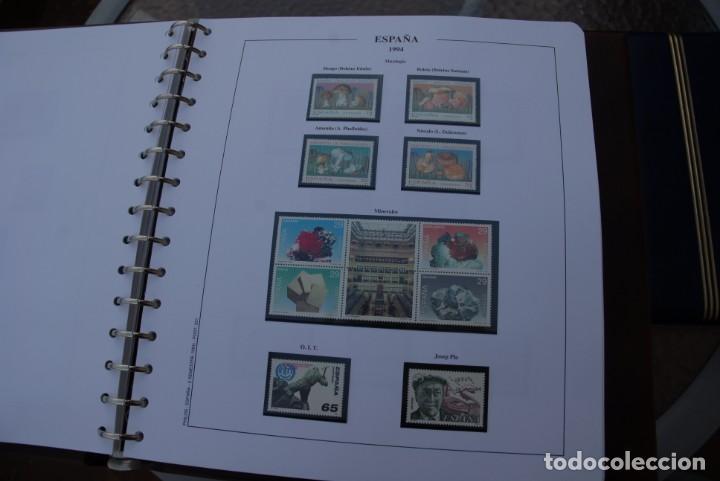 Sellos: ALBUM COLECCIÓN SELLOS ESPAÑA AÑOS 1992-1998. Hojas Philos. Nuevos. Completa. Ver fotos. - Foto 21 - 206839093