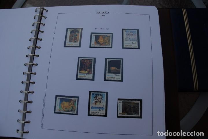 Sellos: ALBUM COLECCIÓN SELLOS ESPAÑA AÑOS 1992-1998. Hojas Philos. Nuevos. Completa. Ver fotos. - Foto 22 - 206839093