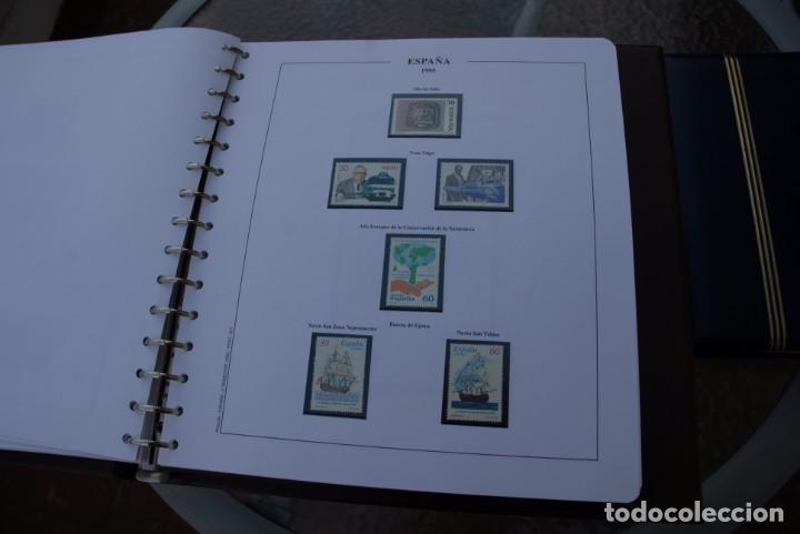 Sellos: ALBUM COLECCIÓN SELLOS ESPAÑA AÑOS 1992-1998. Hojas Philos. Nuevos. Completa. Ver fotos. - Foto 31 - 206839093