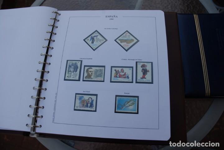 Sellos: ALBUM COLECCIÓN SELLOS ESPAÑA AÑOS 1992-1998. Hojas Philos. Nuevos. Completa. Ver fotos. - Foto 34 - 206839093