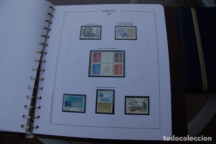 Sellos: ALBUM COLECCIÓN SELLOS ESPAÑA AÑOS 1992-1998. Hojas Philos. Nuevos. Completa. Ver fotos. - Foto 36 - 206839093