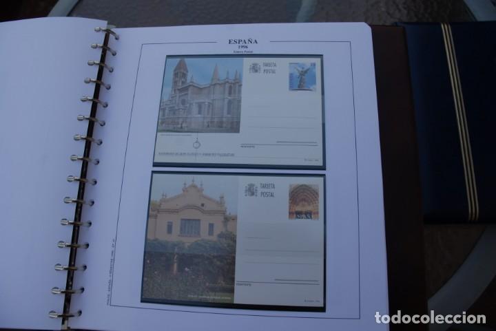 Sellos: ALBUM COLECCIÓN SELLOS ESPAÑA AÑOS 1992-1998. Hojas Philos. Nuevos. Completa. Ver fotos. - Foto 52 - 206839093