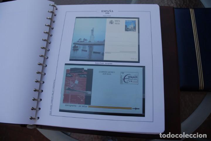 Sellos: ALBUM COLECCIÓN SELLOS ESPAÑA AÑOS 1992-1998. Hojas Philos. Nuevos. Completa. Ver fotos. - Foto 53 - 206839093