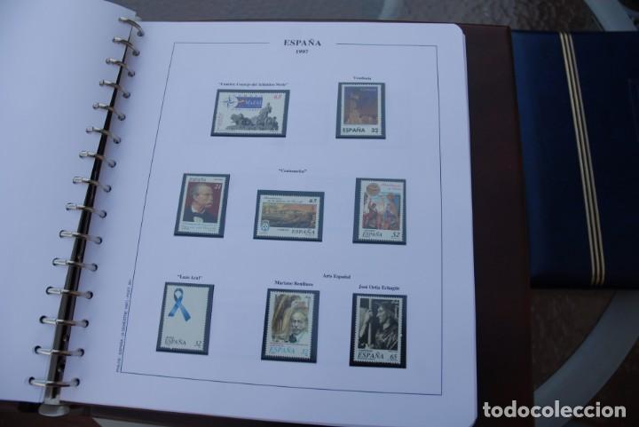 Sellos: ALBUM COLECCIÓN SELLOS ESPAÑA AÑOS 1992-1998. Hojas Philos. Nuevos. Completa. Ver fotos. - Foto 68 - 206839093