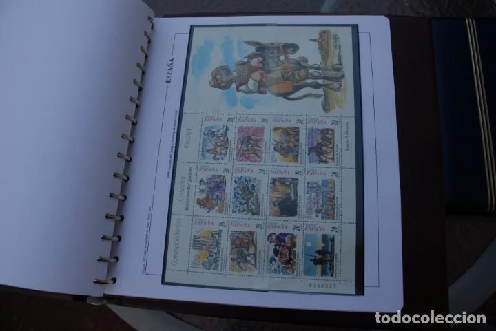 Sellos: ALBUM COLECCIÓN SELLOS ESPAÑA AÑOS 1992-1998. Hojas Philos. Nuevos. Completa. Ver fotos. - Foto 78 - 206839093