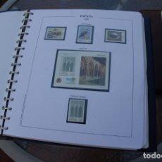 Sellos: ALBUM COLECCIÓN SELLOS ESPAÑA AÑOS 1999-2003. HOJAS PHILOS. NUEVOS. COMPLETA. VER FOTOS.. Lote 206839106