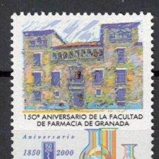 Sellos: ESPAÑA 2000 - EDIFIL 3710 - CIENCIAS. Lote 207039647