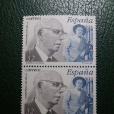 Sellos: 2 SELLOS ESPAÑA, 52 PTAS, LITERATURA ESPAÑOLA,1997, NUEVOS.. Lote 207132430