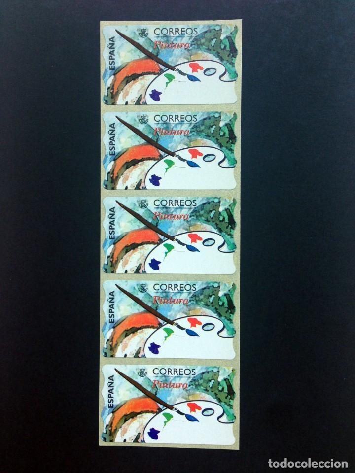 ESPAÑA.AÑO 1997.ATMS./PINTURA. (Sellos - España - Juan Carlos I - Desde 1.986 a 1.999 - Nuevos)