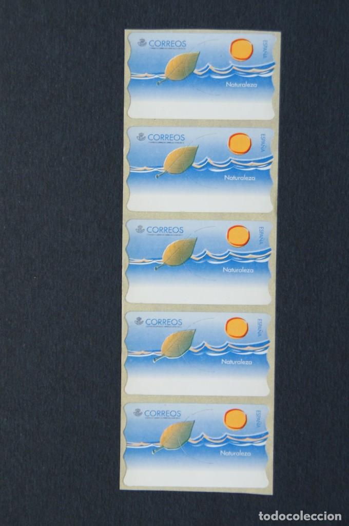 ESPAÑA.ATMS 1997./NATURALEZA. (Sellos - España - Juan Carlos I - Desde 1.986 a 1.999 - Nuevos)