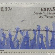 Timbres: SELLO ESPAÑA, DÍA VÍCTIMAS DEL TERRORISMO, 2013. Lote 207889468