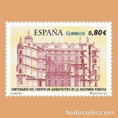Sellos: NUEVO - EDIFIL 4655 SIN FIJASELLOS - SPAIN 2011 MNH. Lote 218714052