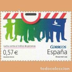 Sellos: NUEVO - EDIFIL 4228 SIN FIJASELLOS - SPAIN 2006 MNH. Lote 277438438