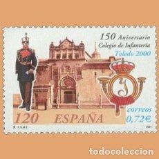 Sellos: NUEVO - EDIFIL 3778 SIN FIJASELLOS - SPAIN 2001 MNH. Lote 227079000